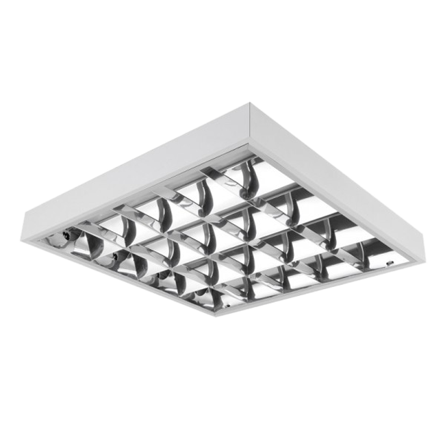 NOVARA2 418FLF lamp prepared for T8 LED light tube