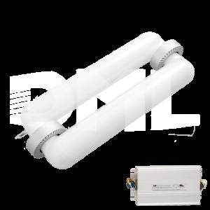 DMLS DRAGON indukciós fénycső ballaszttal
