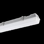 NLED 491-492 3000K por-és páramentes IP65 LED lámpatest