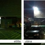 DML Hungary referencia - Magyar Telekom parkoló (25)